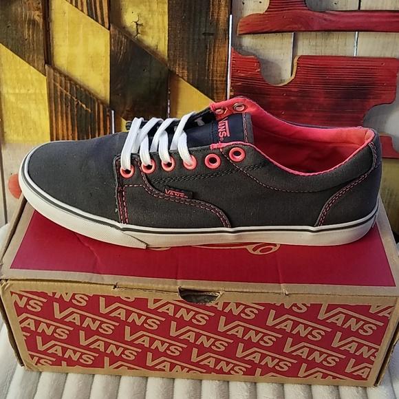 vans shoe 8